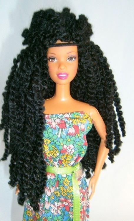 eccentric-samantha:  Now THIS is a barbie