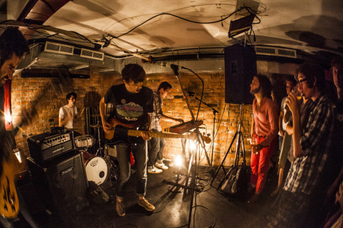 fudagraphy:  Tokyo Police Club played a secret set at The Ossington for member Graham's release of a music video from his solo record  - and it was pretty amazing.