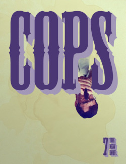 thenewinquiry:  The New Inquiry, No. 7: Cops Subscribe now for $2.