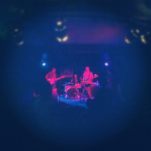 Ann  (Taken with Instagram at Cafe Du Nord)