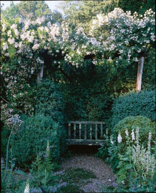 Beautiful Garden Photo via Garden Design