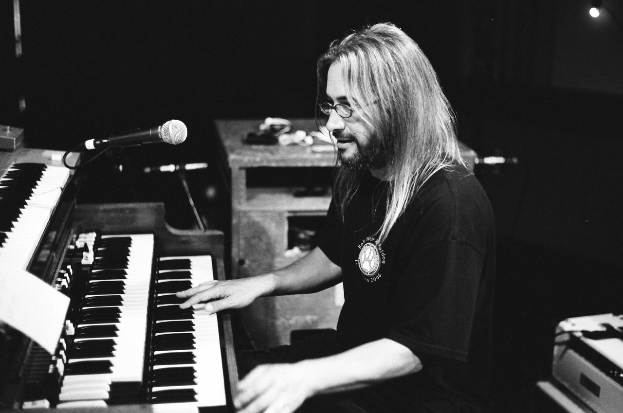 Jeff Chimenti at TRI Studios / 2012