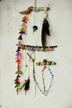 claggie:  folk art mobile