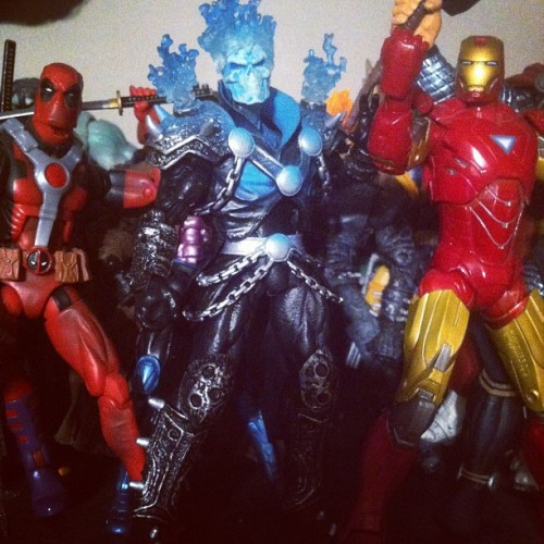 comicbooksexlife:  Ghost rider  (Taken with Instagram)