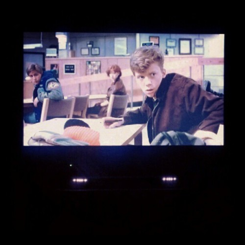 The Breakfast Club #bedtimestory  (Taken with Instagram)