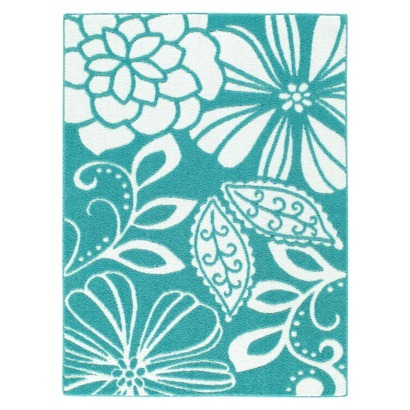 | Bed Room | Marketplace : Target Xhilaration® Floral Rug Bring florals home with this rug from Target.