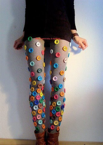 Buttons on my pants!!