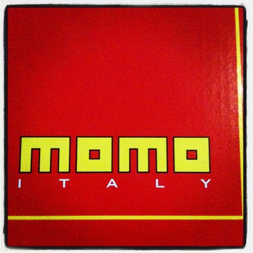 #new#momo#steering#wheel#italy (Taken with Instagram)