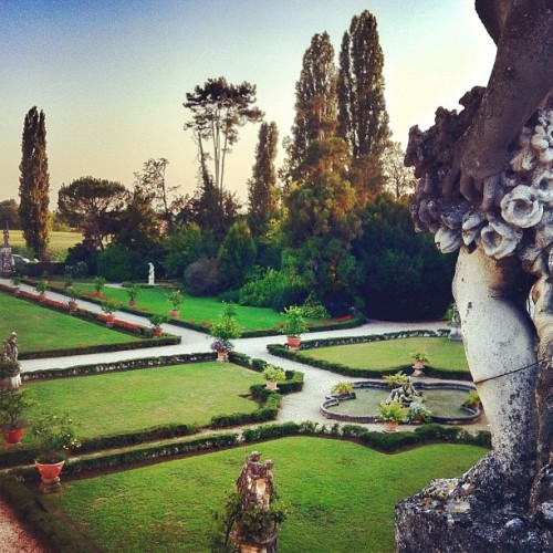 Looking Out From The First Floor Balcony, What An Amazing Place… #Italy #Camarcello #Travel #Tourism #Nature #History #Love #Beautiful   (Taken with Instagram)