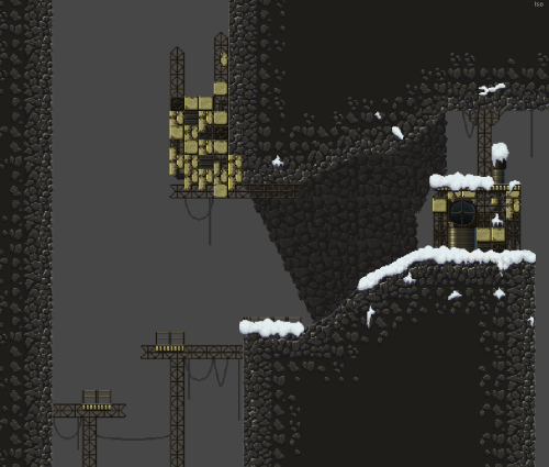markedone:  Sneak Peek of my new tileset im working on :)