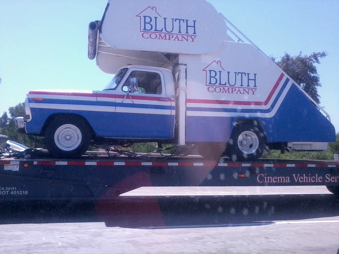 thebluthcompany:  The Stair Car is back.