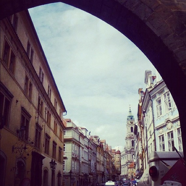#praha #prague #czechrepublic #europe #easterneurope #travel (Taken with Instagram)
