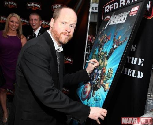 It's official - Joss Whedon has signed an exclusive deal with Marvel Studios until June 2015 - and it's confirmed he'll be writing and directing Avengers Assemble 2.