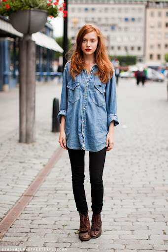 im sobbing!!! why is a good denim shirt so hard to find?!