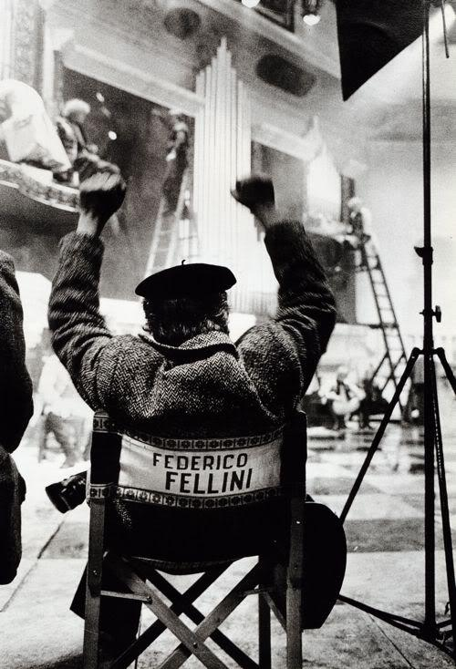 il-cinema-italiano:  Federico Fellini