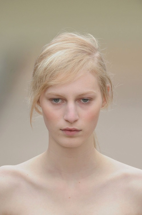 Julia Nobis atCéline fall/winter 2011
