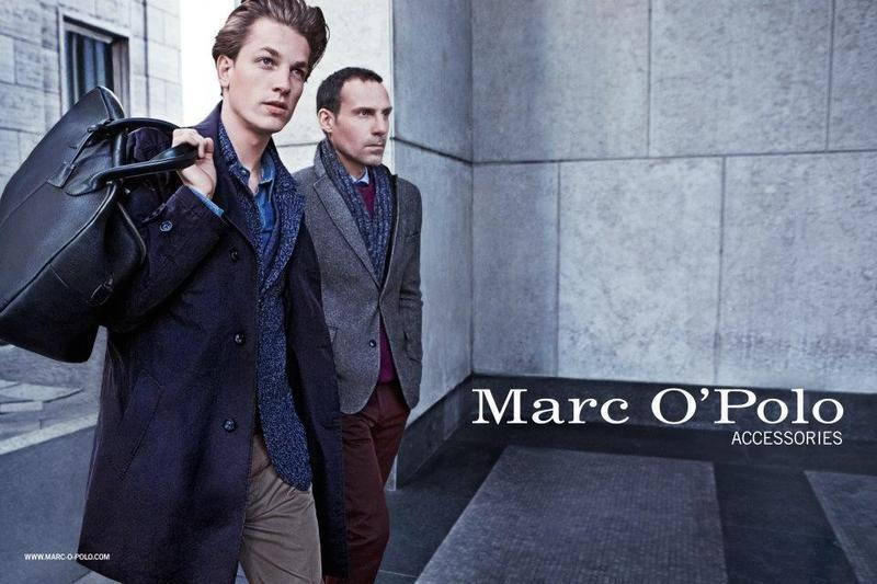 Marc O'Polo Fall/Winter 2012-13 Ad Campaign.