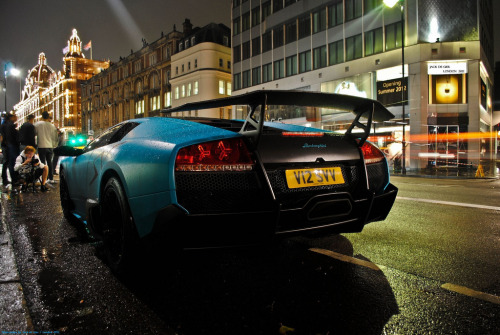 automotivated:  Lamborghini Murcièlago LP670 SuperVeloce (by Jack de Gier)