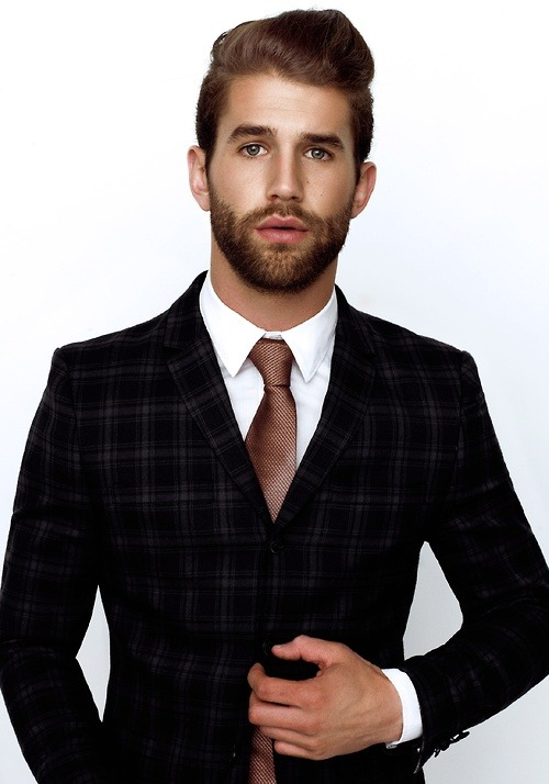 amenfashionworld:  Andre Hamann