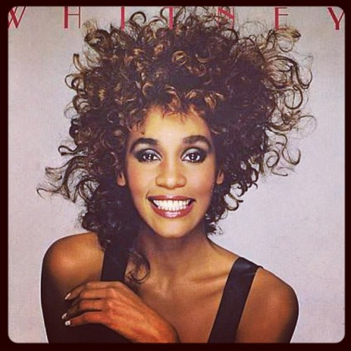 happy birthday. greatest voice in my lifetime. #⃣WhitneyHouston (Taken with Instagram)