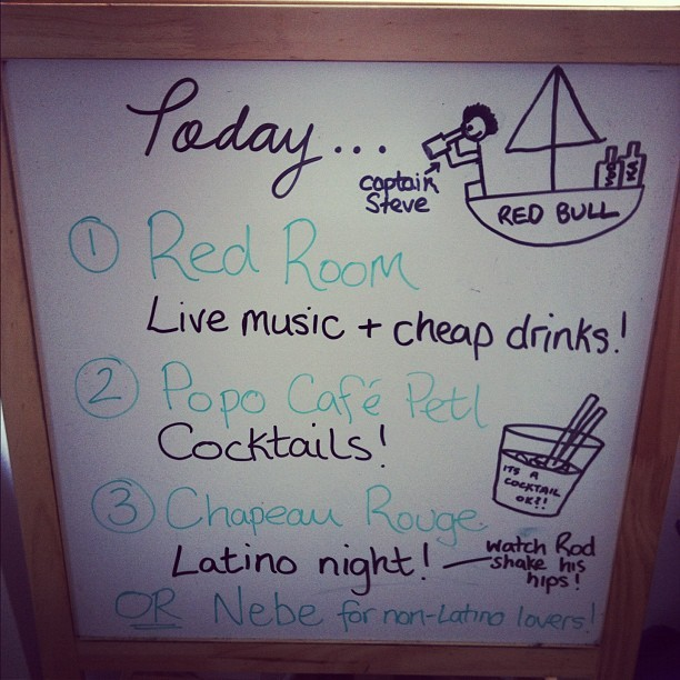 Party hostels are always a good idea (Taken with Instagram at Madhouse)