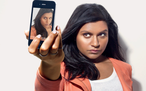 Can Mindy Kaling's 1.8 Million Twitter Followers Make Her New Sitcom A Hit? Fox is betting her online popularity will translate to viewership for The Mindy Project. Here, Mindy takes us through a day of social media.  Read more->