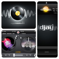 #instacollage #djay #iphone4s #app  (Tomada con Instagram)