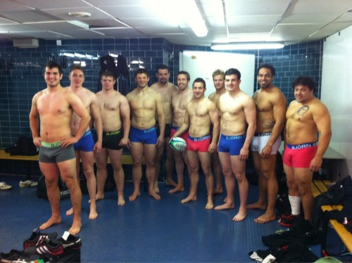 Edinburgh Rugby Club