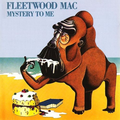 Hey, Fleetwood Mac. You had some real weird album covers.