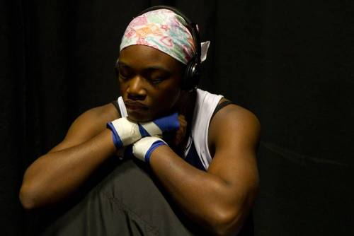 Live Chat Watch Party: Boxer Claressa Shields Goes for Olympic Gold Don't watch 17-year old Claressa go for gold alone! Watch with fans around the world. You can sign in below to talk while you watch. We'll be ready at 11:30, when the flyweights and lightweights compete. Claressa's bout is scheduled for noon. Watch live on NBCOlympics.com. If you don't have cable service, NBC offers a four-hour free pass to stream the Games. Go here for a temporary pass.