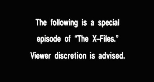 The X-Files: The real(er) it gets the more werewolves there are. Obviously. | Read More