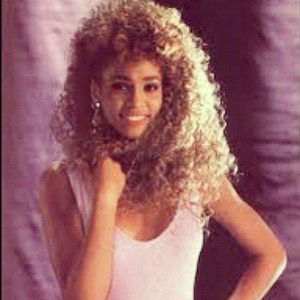 It amazing what #Love can do. - #whitneyhouston #happybirthday #icon #style #aug9th  (Taken with Instagram)