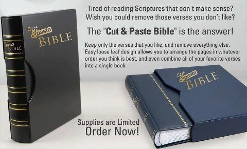 Cut-and-Paste Bible