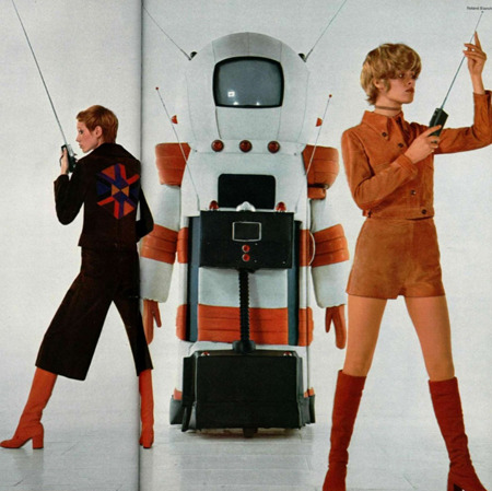The robot army Mod Squad?  space-age-planet:  Somebody knows ??