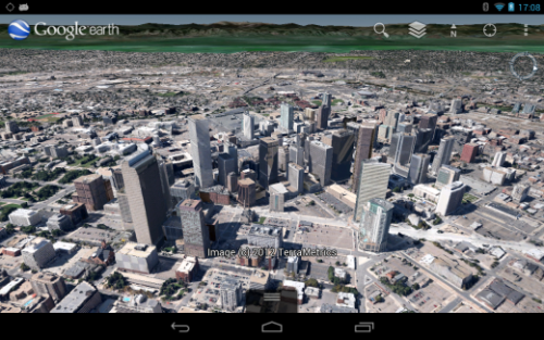(via Google Earth Gets 3D imagery in Denver and Seattle)