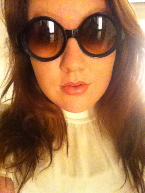 My new favorite sunglasses.