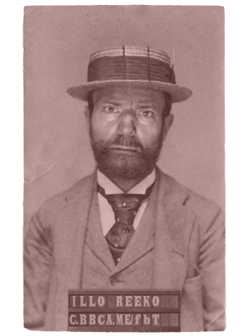 here's how i would look if i got arrested in new york city in 1864. nice hat…what am i an accountant booked on fraud charges? this was created with a fun little online mugshot creator that's promoting a bbc tv show. i won't give them any more free advertising so if you want to know more (or you want to create your own) click the link.