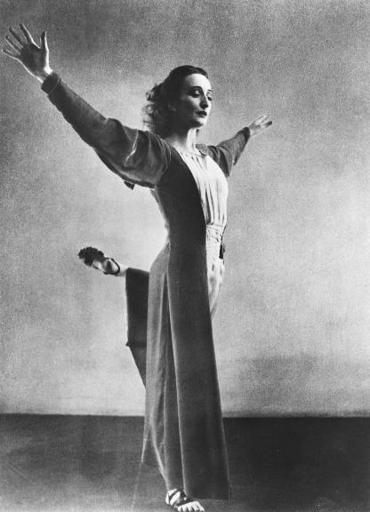 dancehistory:  Doris Humphrey