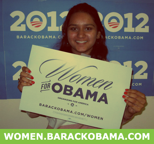 demnewswire:  WOMEN.BARACKOBAMA.COM Women will decide this election—but only if we get involved and help bring our friends and family on board. Women for Obama is a place to contribute ideas, check out the ways President Obama is fighting for women, and tell the story of how women are shaping this campaign. Register to vote | Volunteer | Contribute