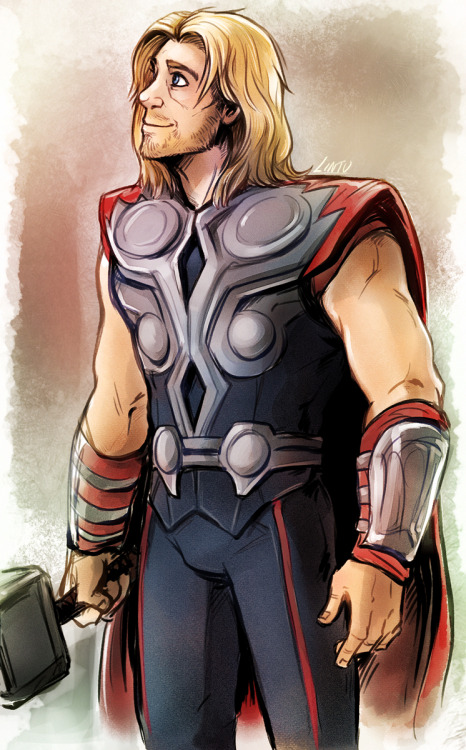 happy thorsday!! UvU