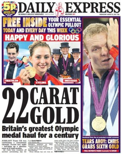 A Dutch ErrorOh Dear… So the Daily Express came out with this front page yesterday. Spot the mistake? Well yes,…View Postshared via WordPress.com