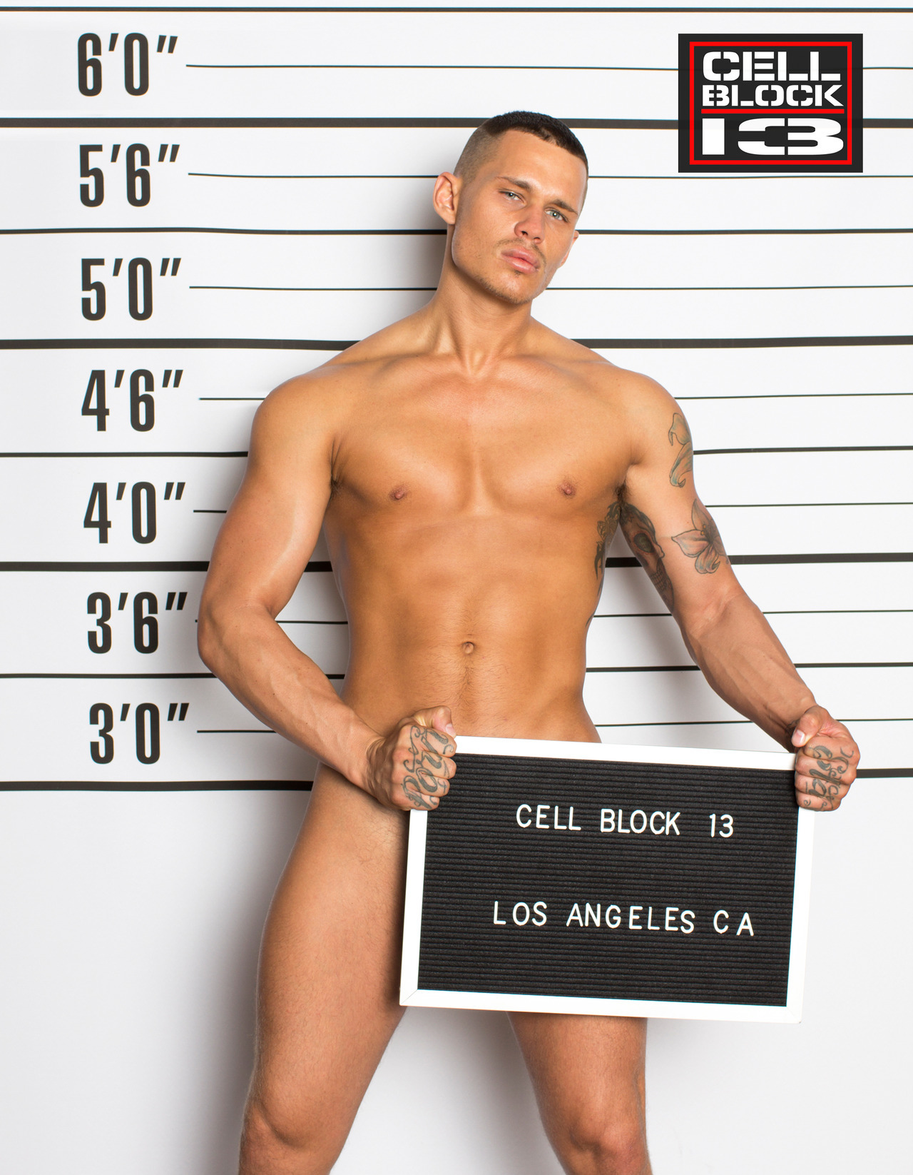 Tate Ryder for CellBlock13  Photo by Timoteo