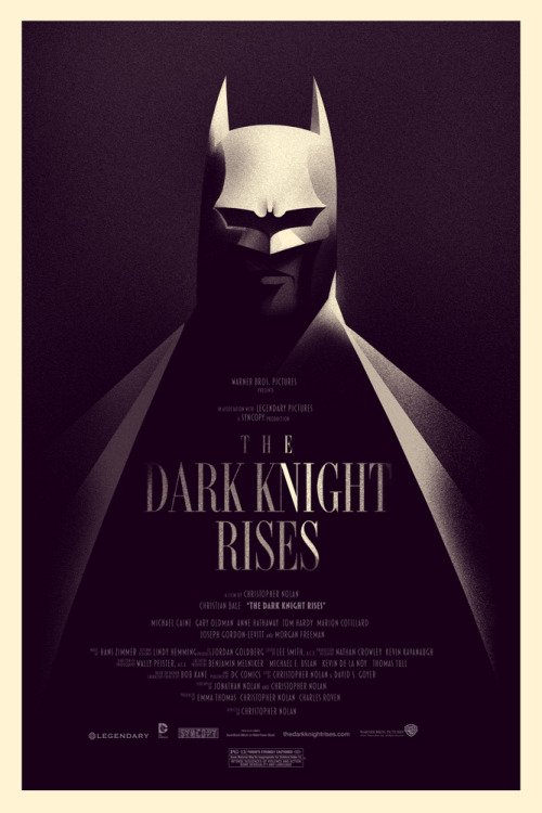 I was lucky enough to get my hands on this Olly Moss, Dark Knight Rises poster during the 24 hours it was on sale. Can't wait for it to arrive.
