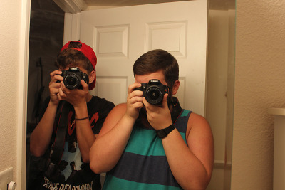 "Chris and I. ""Canon Rebels"""