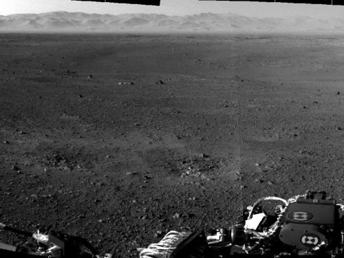 (via NASA) I like Mars.