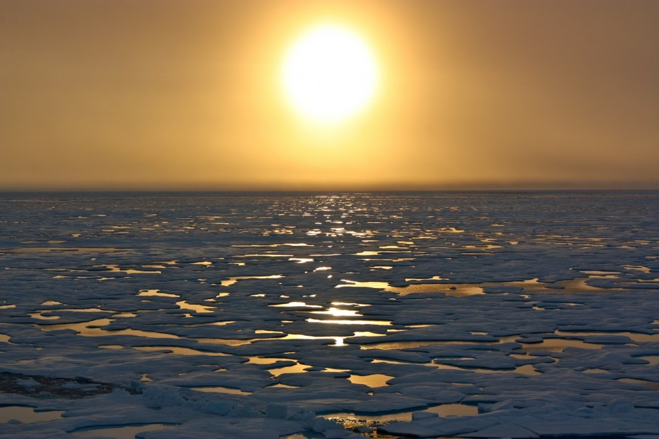 Sun Over Arctic Ice | Daily Dose of Daylight | Ciralight