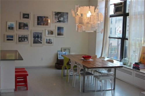 Our Apartment in NYC's East Village from: NYC Photo Gallery- Going Green In New York City