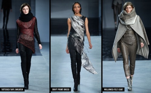 OWN THE FALL 12 RUNWAY.