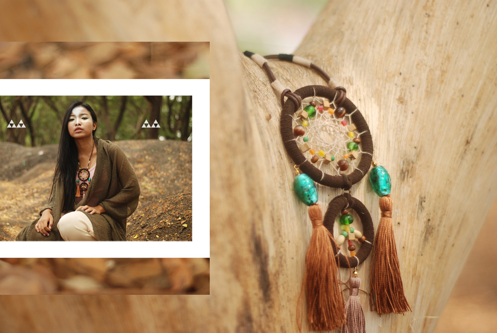 Miakonda Necklace by Kimilatta. Shop here: http://kimilatta.bigcartel.com/