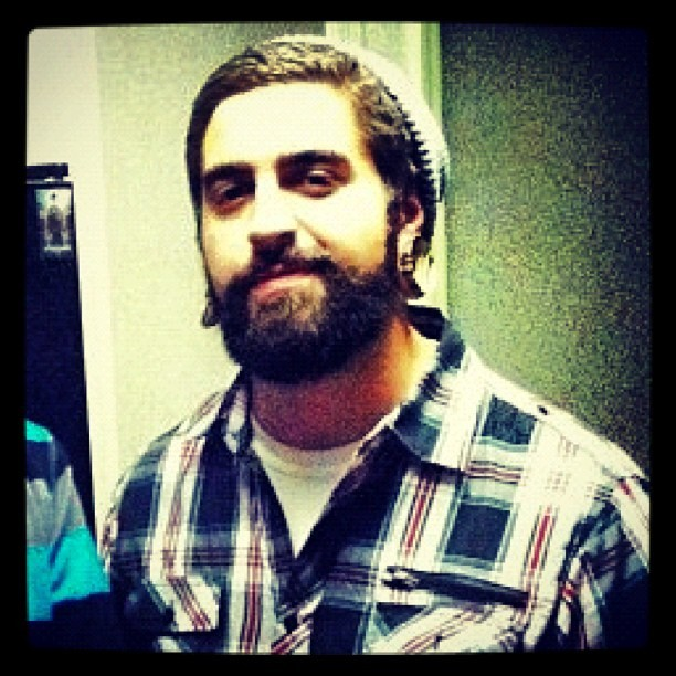 Kind of want to bring the beard back for winter…#lumberjack (Taken with Instagram)